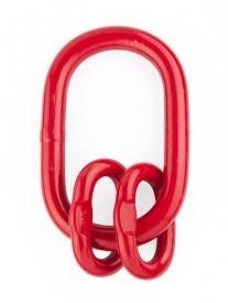 Sub zostava na oceľové laná v pevnostnej triede 8. Vhodná pre trojpramenné a štvorpramenné lanové závesy.