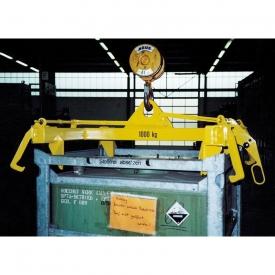 Žeriavová traverza - TTS na gitter box
