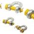 Strmeň HC1 v tvare D s čapom, maticou a závlačkou je vysokopevnostný a certifikovaný. Strmeňe HC1 v tvare D sú nevyhnutným vybavením každej prevádzky, kde dochádza k manipuláciám pomocou žeriavu.