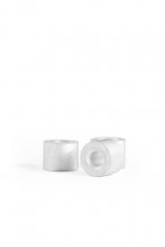 Objímka lisovacia koncová DIN 3093 (lanová, hliníková svorka) v rozmeroch od 1,2 mm - 10 mm.