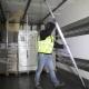 ERGOBAR Standard rozperná hliníková tyč pre nákladné vozidlá, 2,40- 2,80 m