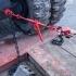 Kotviaca reťazdvojdielna s napínačom, nosnosť 4000 kg, reťaz 8 mm, Certifikovaná