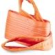 Zdvíhací popruh 12 000 kg, Dvojvrstvový, Zdvíhací pás oko-oko, Oranžový, Certifikovaný, B2