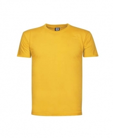 Tričko LIMA žlté