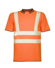 Tričko hi-viz oranžové SIGNAL