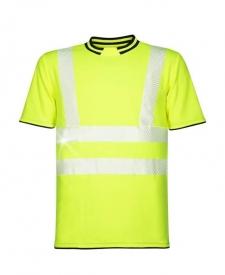 Tričko hi-viz žlté SIGNAL