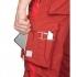 Nohavice do pása URBAN červené