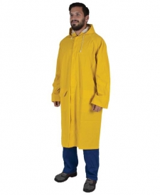 Plášť CYRIL žltý